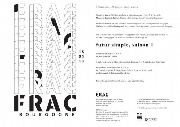 FRAC invitation