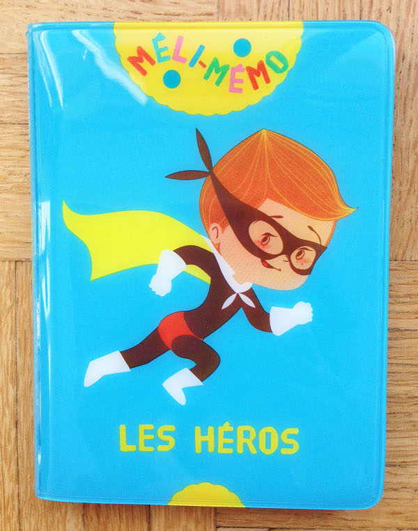 couverture hero marie caillou